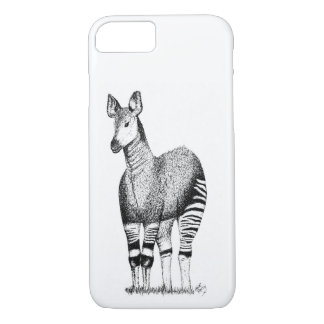 Okapi Art Phone Case