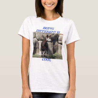 okapi being different is cool T-Shirt