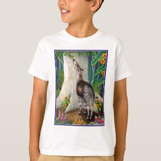 Okapi in the Rainforest T-Shirt