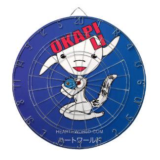 Okapi Li Dartboard