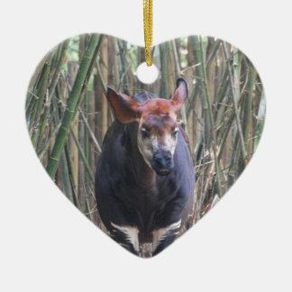 Okapi  Ornament