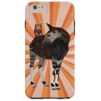OKAPI & OWL TOUGH iPhone 6 PLUS CASE