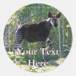 Okapi Stickers