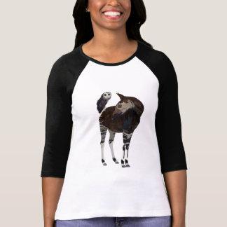 OKAPI & VIOLET OWL T-Shirt