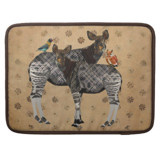 OKAPIS & FEATHERS MacBook PRO SLEEVE