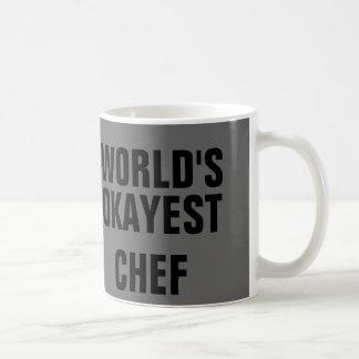 Okayest Chef Coffee Mug