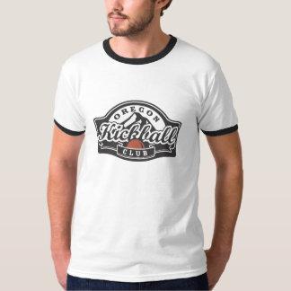 OKC Men's Ringer Tee! T-Shirt