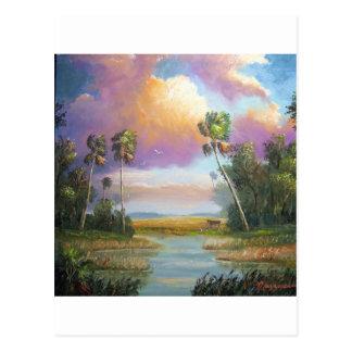 Okeechobee Florida Postcard