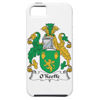 O'Keefe Family Crest iPhone 5 Cover