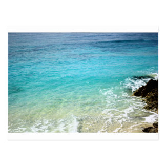 Okinawa sea postcard