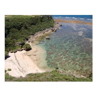 Okinawa sea Sea of Okinawa (Miyagi Island) Postcard