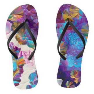Okinawa Shima Zori Flip Flops