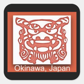 Okinawa Sticker