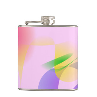 Okinawan Coral Reef Hip Flask