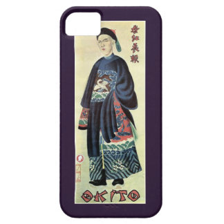 Okito the Magician iPhone SE and 5-5S Case