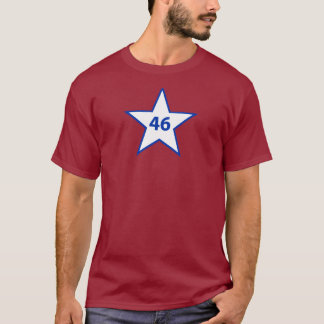OKLAHOMA 46 FLAG T-Shirt