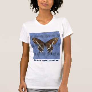 Oklahoma Black Swallowtail Butterfly T-Shirt