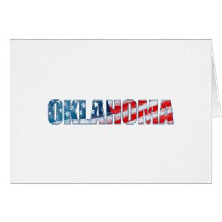 Oklahoma Card