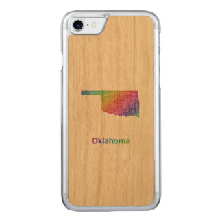 Oklahoma Carved iPhone 7 Case
