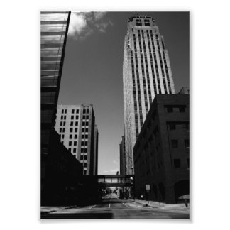 Oklahoma City Downtown Abandoned Photo Print