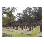 Oklahoma City Memorial postcard