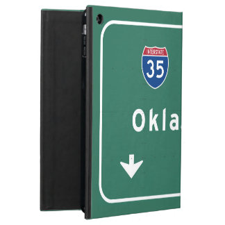 Oklahoma City ok Interstate Highway Freeway : iPad Air Cover