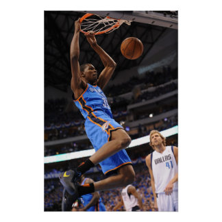 OKLAHOMA CITY, OK - MAY 21: Kendrick Perkins Print