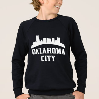 Oklahoma City OK Skyline Sweatshirt