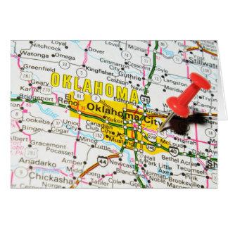 Oklahoma City, Oklahoma Card
