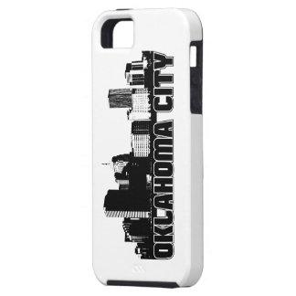 Oklahoma City Skyline iPhone 5 Cover