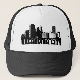 Oklahoma City Skyline Trucker Hat