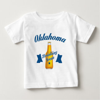 Oklahoma Drinking team Baby T-Shirt