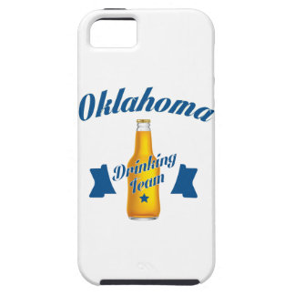 Oklahoma Drinking team Case For The iPhone 5