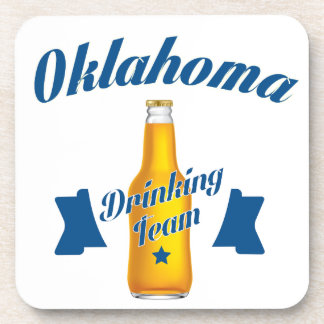 Oklahoma Drinking team Coaster