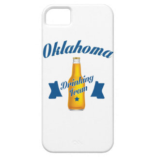 Oklahoma Drinking team iPhone 5 Covers