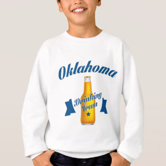 Oklahoma Drinking team Sweatshirt