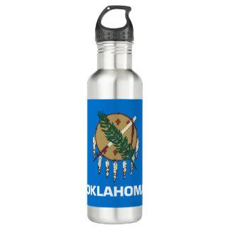 Oklahoma Flag 710 Ml Water Bottle