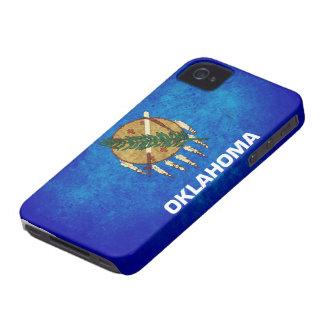 Oklahoma Flag; Case-Mate iPhone 4 Case
