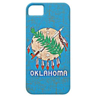 OKLAHOMA FLAG iPhone 5 COVERS