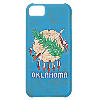 OKLAHOMA FLAG iPhone 5C CASES