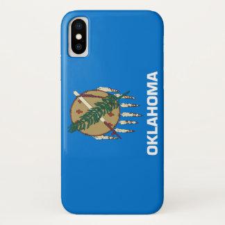 Oklahoma Flag iPhone X Case