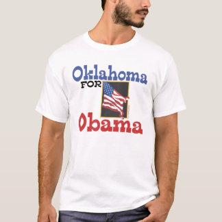 Oklahoma for Obama T-shirts