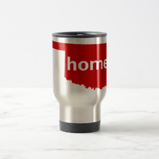 Oklahoma Home Travel Mug