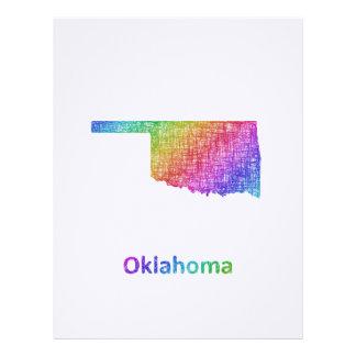 Oklahoma Letterhead