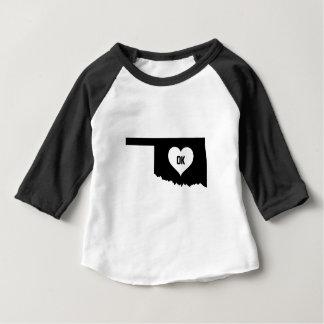 Oklahoma Love Baby T-Shirt