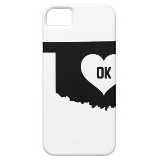 Oklahoma Love Case For The iPhone 5