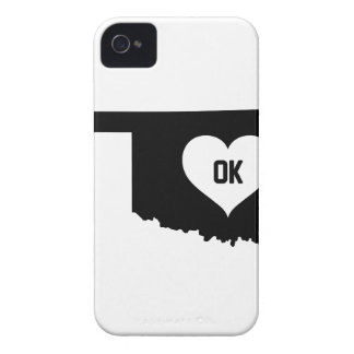 Oklahoma Love Case-Mate iPhone 4 Case