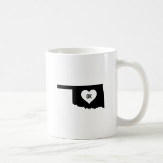 Oklahoma Love Coffee Mug