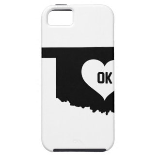 Oklahoma Love iPhone 5 Case