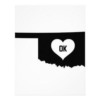 Oklahoma Love Letterhead
